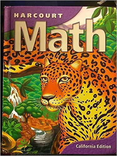 Harcourt math california edition level 6 harcourt school harcourt math california edition level 6 fandeluxe Gallery