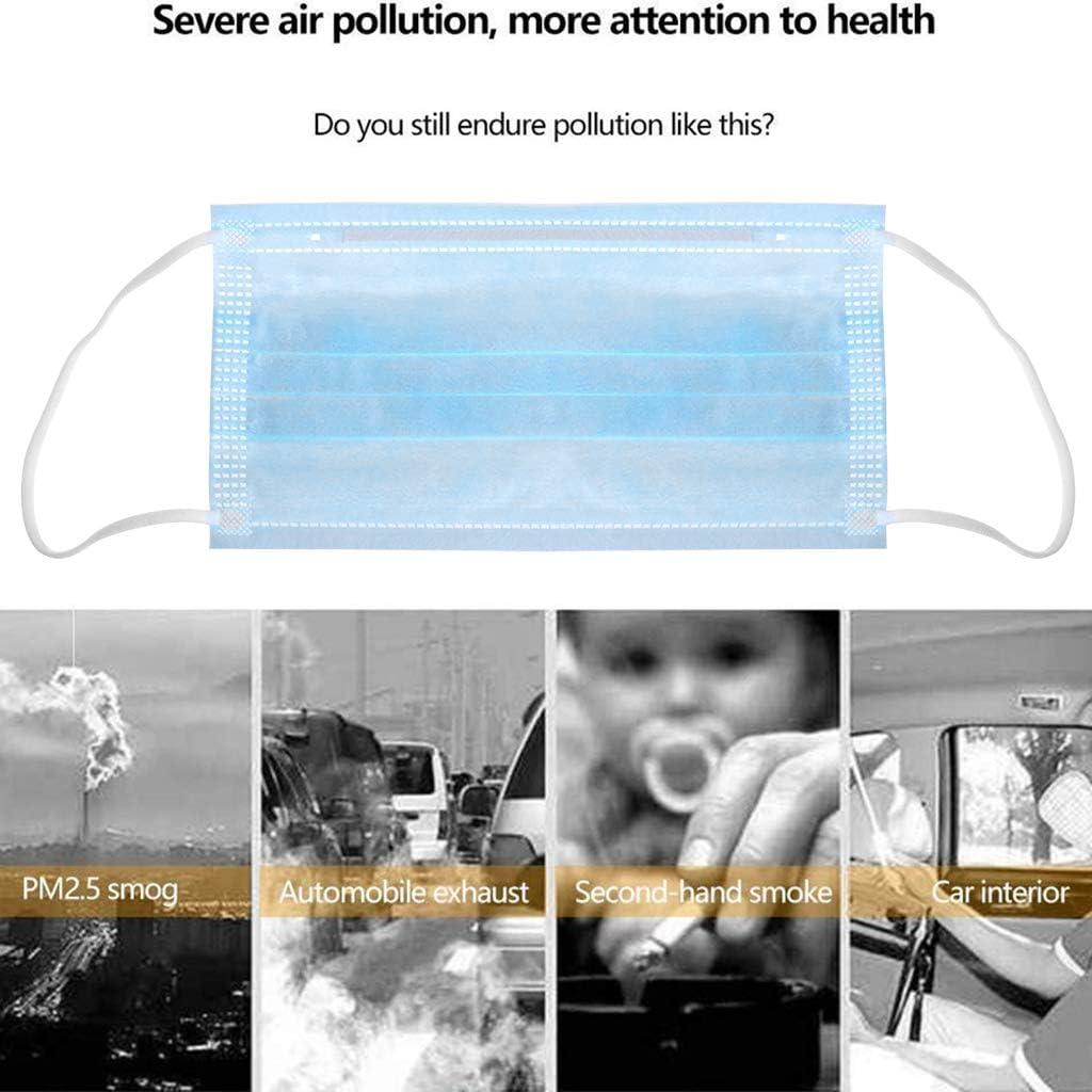 La Poussi/ère Et Le Brouillard Mr.Better 50pcs Chirurgical Jetable Protection