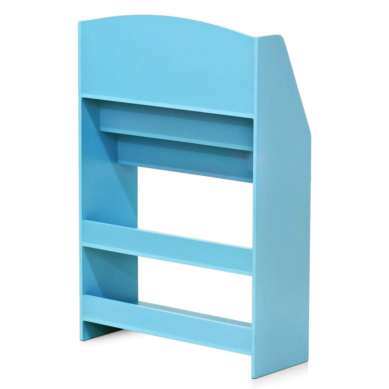 Furinno FR16118LB KidKanac Bookshelf, Light Blue by Furinno (Image #8)