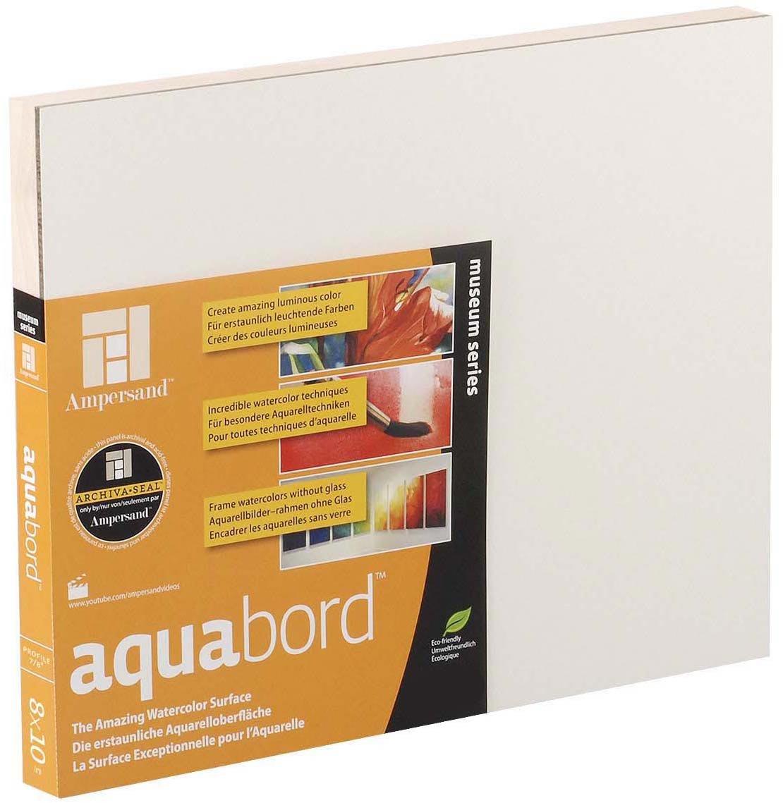 Ampersand Aquabord 11/x 14/ /Uncradled 1//20,3/cm