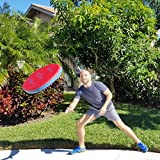 Easy Disk Soft Catch Flying Frisbee Disc Game