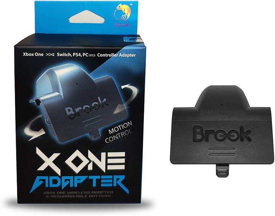 GZW-SHOP Brook Xbox ONE Adaptador Inalámbrico a PS4 mando, Nintendo Switch ,PC: Amazon.es: Videojuegos