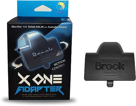 GZW-SHOP Brook Xbox ONE Adaptador Inalámbrico a PS4 mando ...