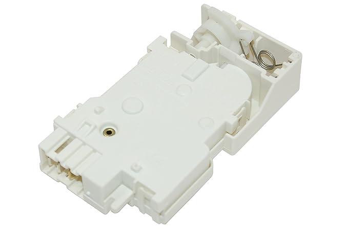 Indesit Is60 IS61 IS70 IDV65 IDV75 lavadora puerta latch Catch ...