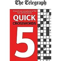 The Telegraph Quick Crosswords 5 (The Telegraph Puzzle Books)