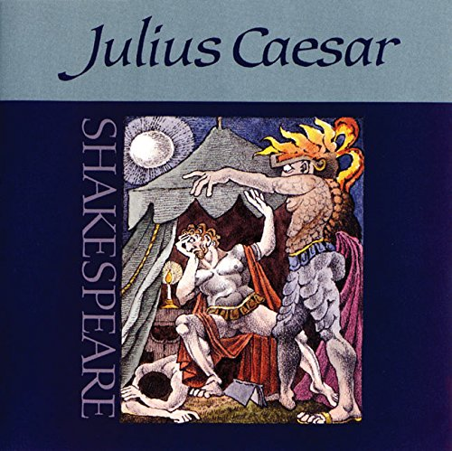 the introduction of supernatural elements in julius caesar a play by william shakespeare
