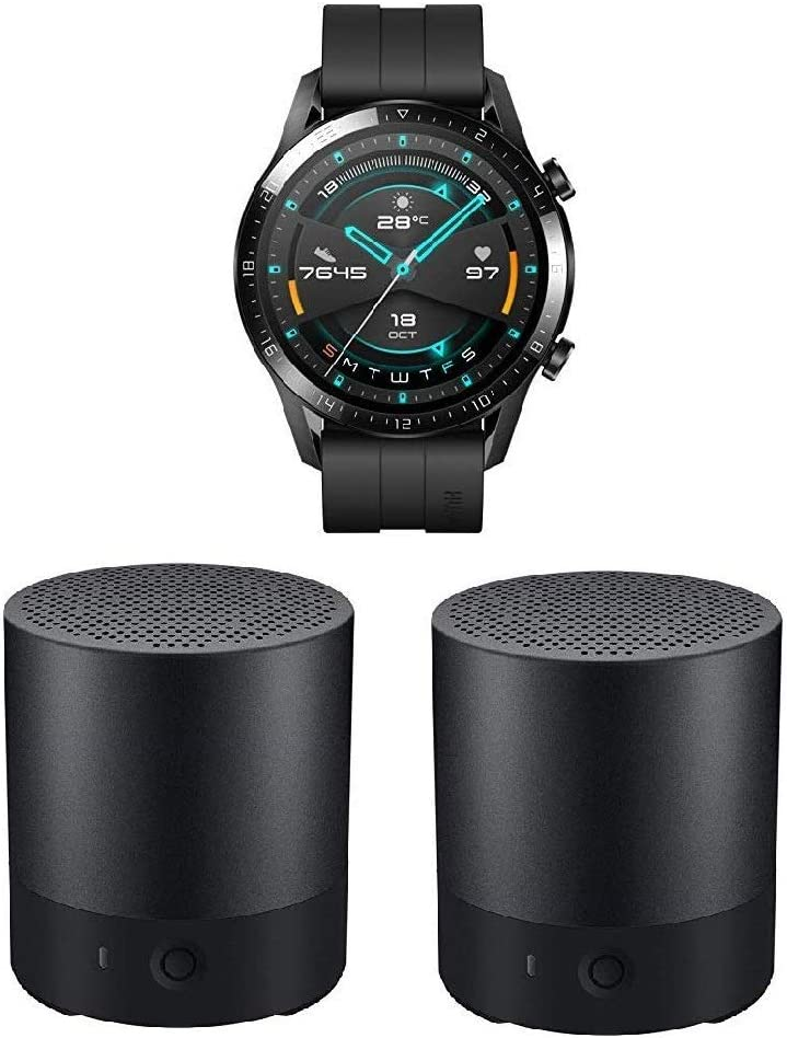 Huawei Watch Gt 2 Smartwatch Matte Black 2x Elektronik