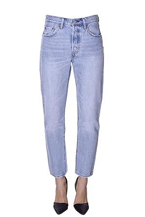 940f849235e Levi's 501® Crop W Jeans: Amazon.co.uk: Clothing
