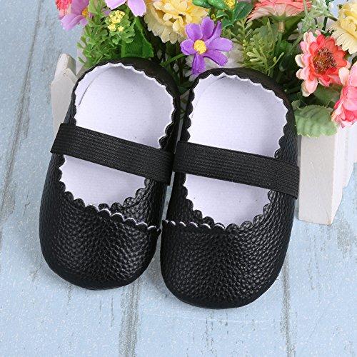 Domybest Baby Dancing Tanz Schuh Anti-Rutsch Oxford Bottom PU Sneaker Prewalker 03