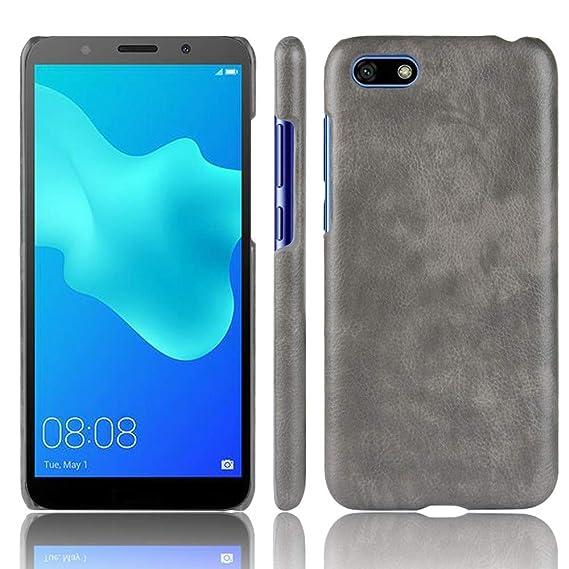 Amazon com: Huawei Y5 2018 Case,Futanwei Classic Design