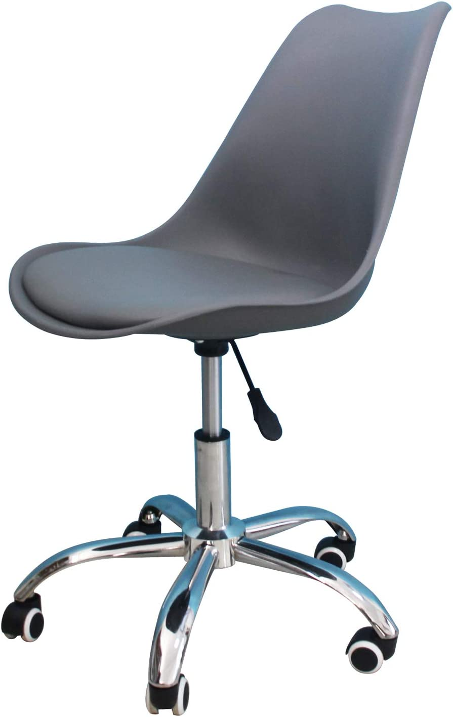 Office Chair Student Desk Liftable Standing Table Writing Desk Swivel Chair  Bedside Table Sturdy Modern Stylish Home Office Bedroom Chair Updated