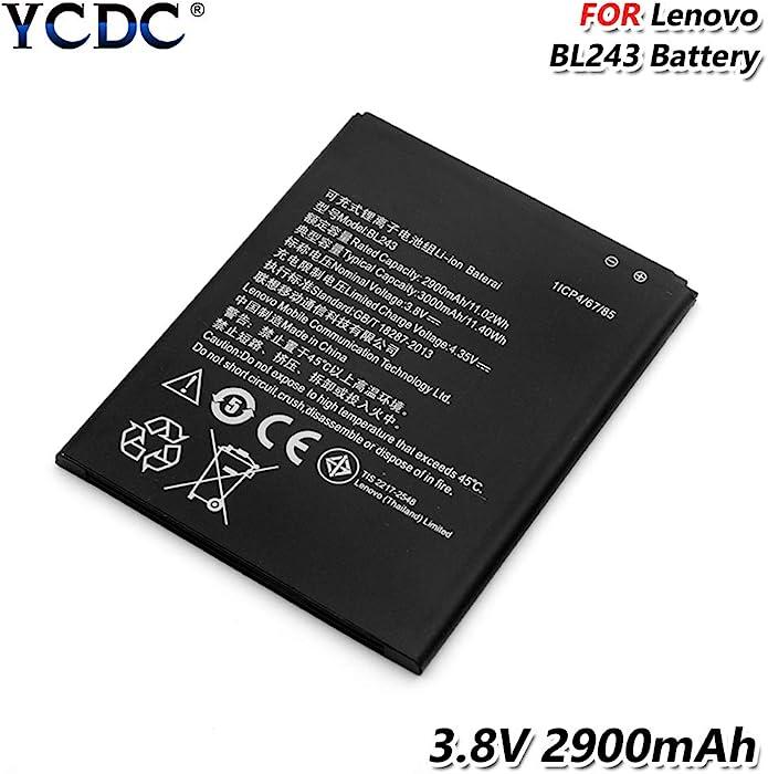 The Best Lenovo K50 Battery
