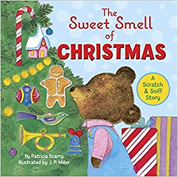 Amazon.com: The Sweet Smell of Christmas (Scented Storybook ...
