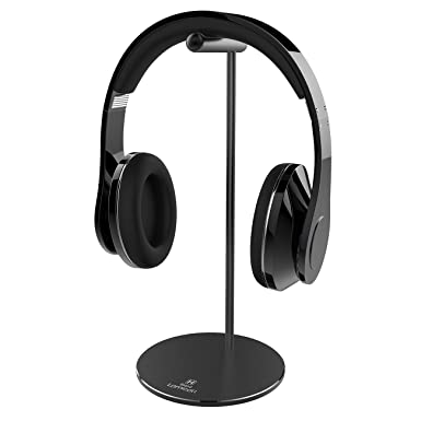 fea80b30768 Headphone Stand, Lamicall Headset Holder : Sturdy-Made Headset Holder, Earphone  Stand with