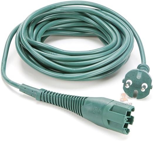 Cable de conexión Drehflex, alternativo para Vorwerk Kobold 130 ...