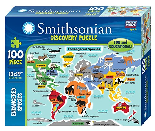 Smithsonian 100-piece 13