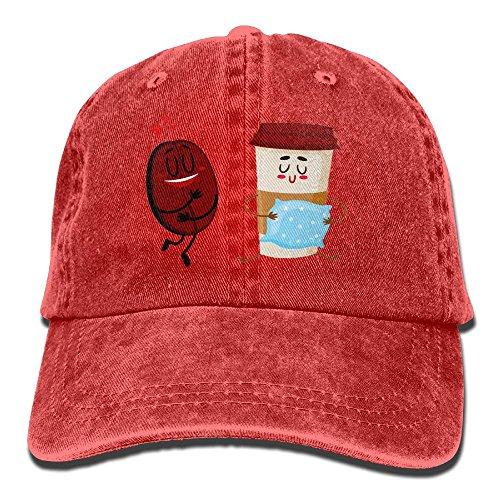 Hainingshihongyu Beautiful Flowers Baseball Caps Adult Sport Cowboy Trucker Hats Adjustable Red - Malls Jacksonville Florida