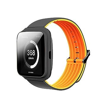 M40 Bluetooth reloj inteligente GPS reloj deportivo, podómetro Fitness Tracker control remoto portátil impermeable cámara