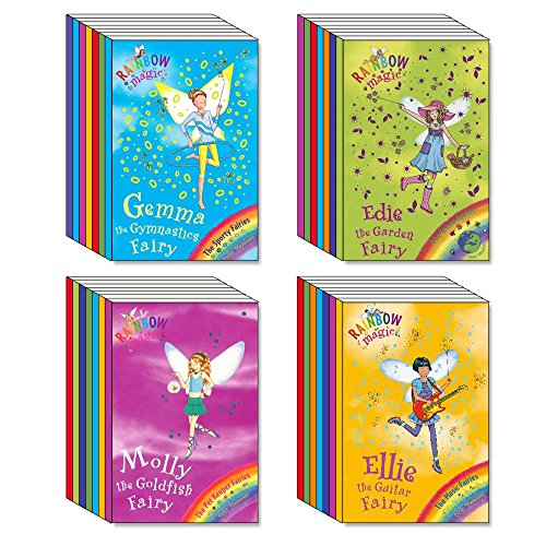 Rainbow Magic Super Set, 28 Books Pack ( - Day Magic Pack Shopping Results