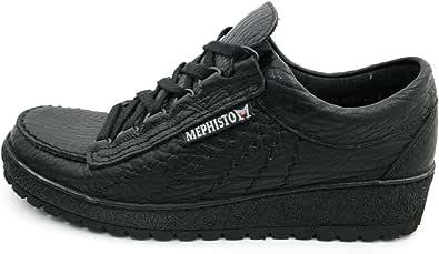 Mephisto Mens Rainbow Nubuck Shoes