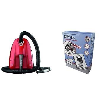 Nilfisk 128350554 Aspirador trineo, 220-230v, con bolsa + ...