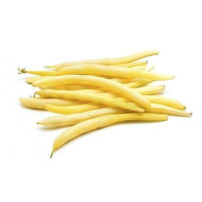 Bean Bush Cherokee Wax Non GMO Heirloom Garden Vegetable Seeds : Garden & Outdoor