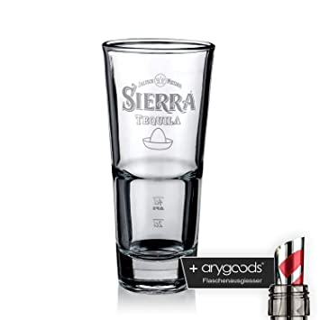 Sierra Tequila Cristal Vasos Long Drink apilable Gastro Bar ...