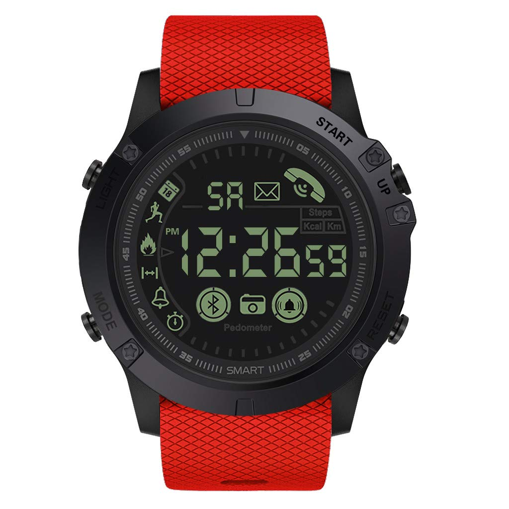 Amazon.com: Redvive Top Flagship Rugged Smartwatch 33-Month ...