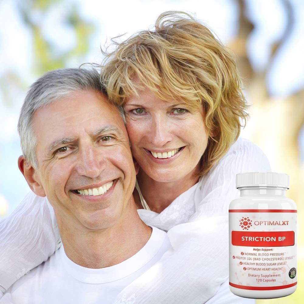 Blood Sugar Support & Hypertension Support 100% All-Natural