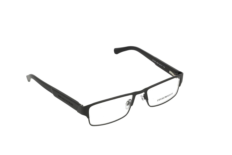 4ed013da96c1 Amazon.com  Emporio Armani EA 1005 Men s Eyeglasses Black 54  Shoes