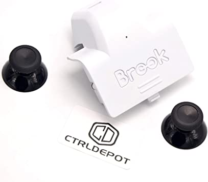CtrlDepot Brook X One - Adaptador inalámbrico para Xbox One a PS4 y conmutador Super Converter con 2 Barras de Pulgar: Amazon.es: Electrónica