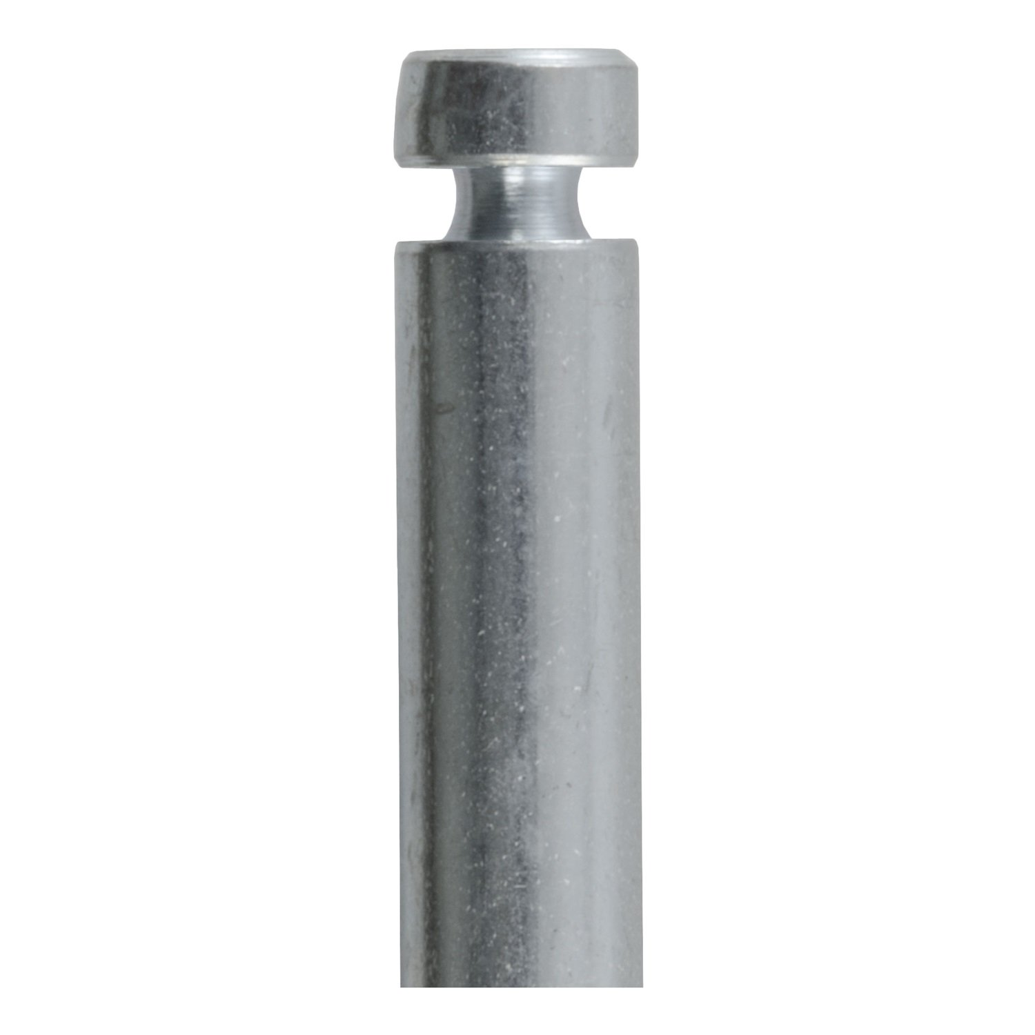 CURT 21404 Trailer Hitch Pin /& Clip with Grooved Head Fits 1-1//4-Inch Receiver 1//2-Inch Pin Diameter