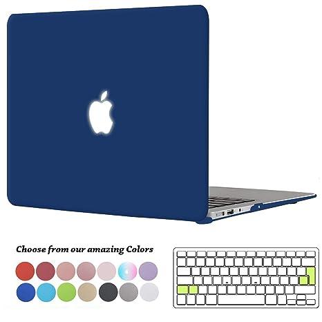 Tecool Funda MacBook Air 13 Pulgadas, [Ultra Slim Cubierta] Plástico Duro Case Carcasa con Tapa del Teclado para MacBook Air 13.3 Pulgada Modelo: ...
