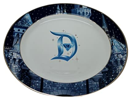 Disneyland 60th Anniversary Diamond Celebration Dinner Plate by Disney  sc 1 st  Amazon.com & Amazon.com | Disneyland 60th Anniversary Diamond Celebration Dinner ...