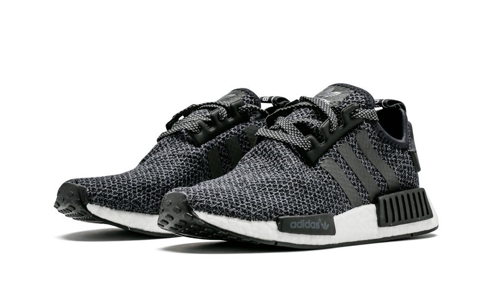 adidas New NMD R1 Champ Exclusive Black Reflective 3M Wool Rare BA7842 … (7) by adidas Originals