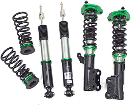 Rev9 R9-HS2-067 compatible with Hyundai Genesis Coupe 2011-16 Hyper-Street II Coilovers Lowering Kit Ride Height Adjustable 32 Damping Level Adjustment