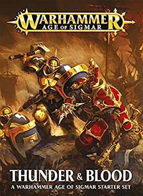 Warhammer Thunder & Blood - Starter Set by Games Workshop