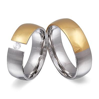 Juwelier Schonschmied Zwei Hochzeitsringe Partnerringe Eheringe