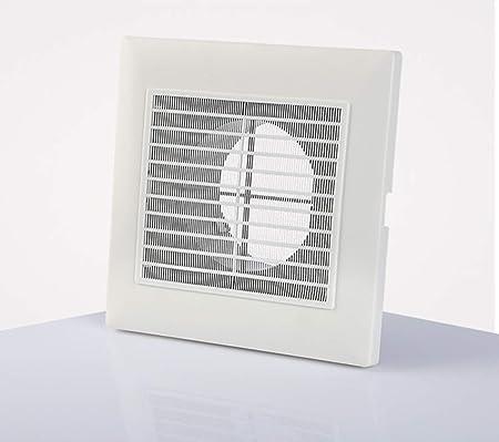 White Speedi-Products EX-EVML 03 3-Inch Diameter Micro Louver Eave Vent
