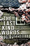 The Last Kind Words, Tom Piccirilli, 0553592483