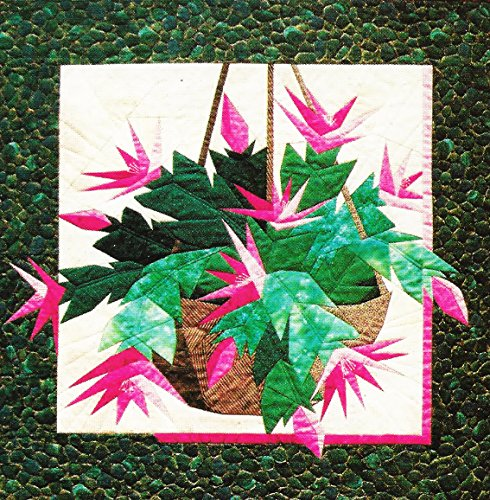 (Christmas Cactus - Foundation Paper Piecing Pattern - 27