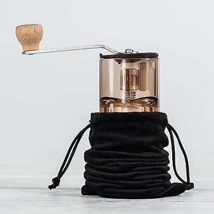 klxeb de molienda máquina granos de café molinillo de balonmano Mini Mini Mini máquina de café