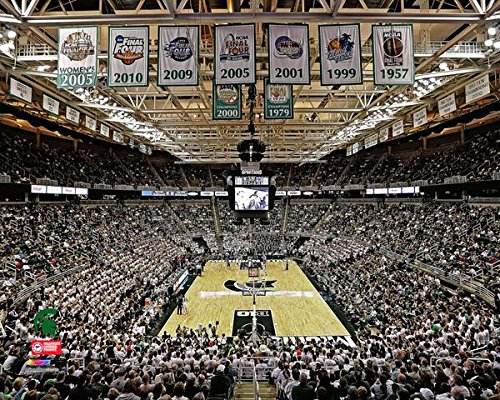 Breslin Center Michigan State Spartans 2012 Stadium Photo (Size: 16