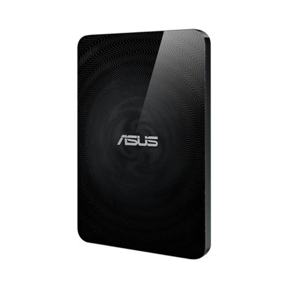 ASUS WHD-A2 Travelair - Disco Duro Externo de 1 TB, Color Negro 90DW0010-B29000