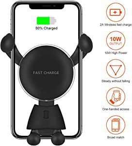 Giveaway: Wireless Car Charger