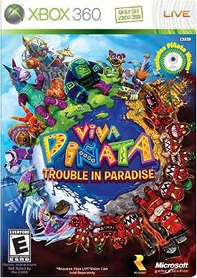 Microsoft Viva Piñata - Juego (Xbox 360, US, Xbox 360, Familia, E ...