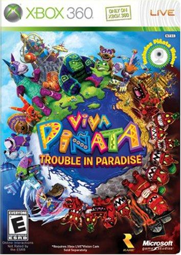Viva Piñata: Trouble in Paradise (Xbox 360 Games Viva Pinata)