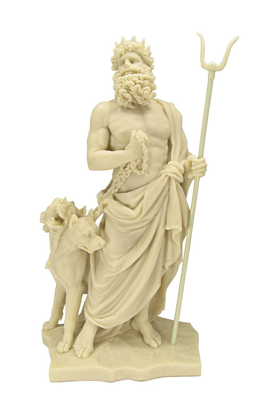 buy king of the greek olympian gods zeus jupiter statue with