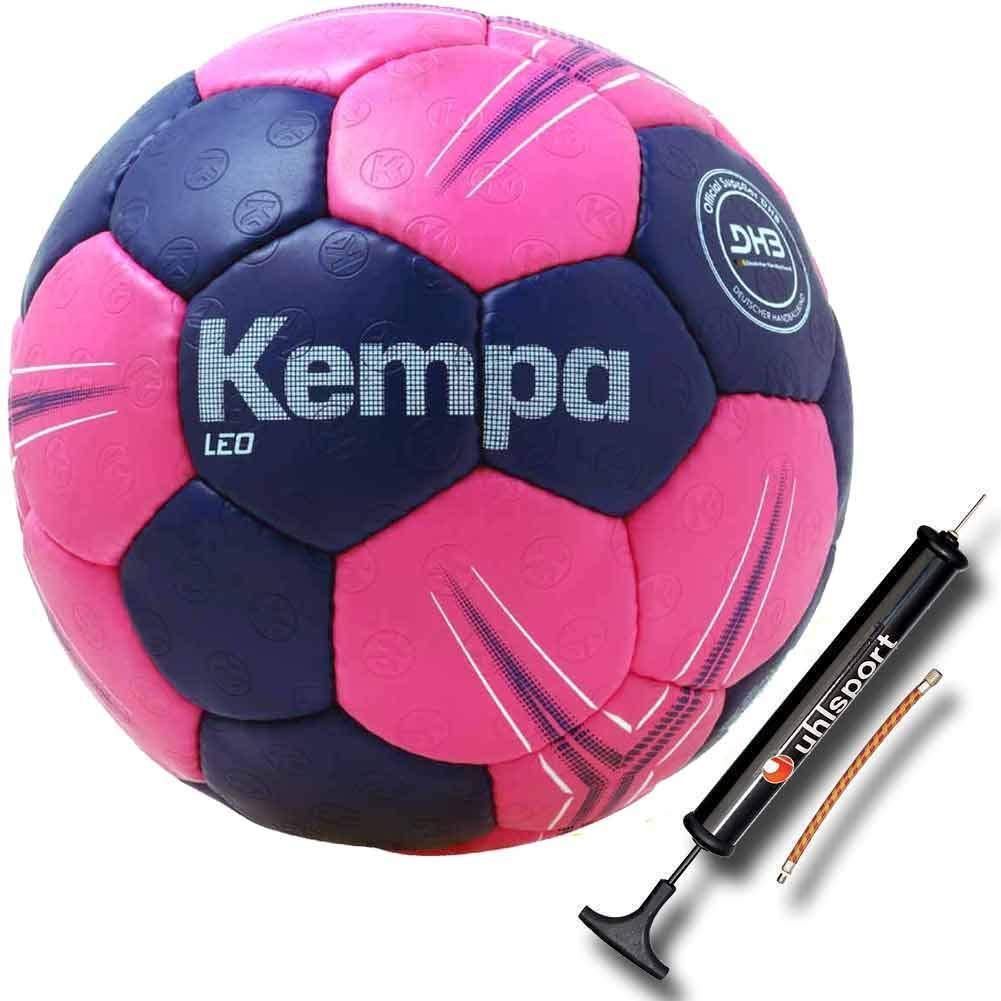 Kempa – Balón de fútbol Rosa/petrol con o sin Bomba, color - pink ...