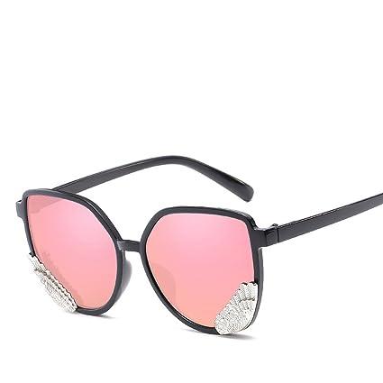 HCIUUI Gafas de sol de moda al por mayor 9774 alas de metal ...